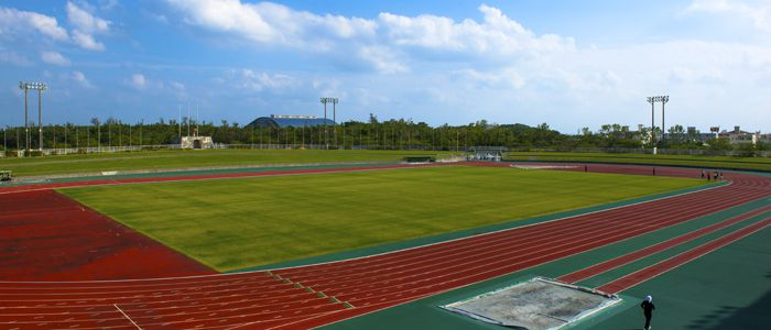 沖縄県総合運動公園 | Okinawa Comprehensive Athletic Park